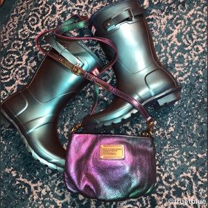 🆕 Marc Jacobs Iridescent Crossbody Bag